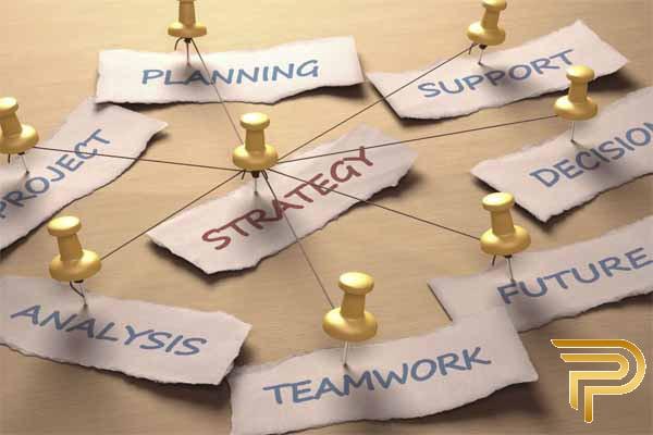 انواع استراتژی با مثال