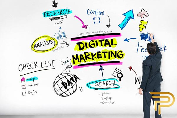 ویژگی های کمپین دیجیتال مارکتینگ