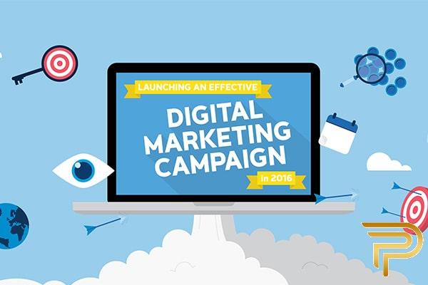 کمپین دیجیتال مارکتینگ چیست