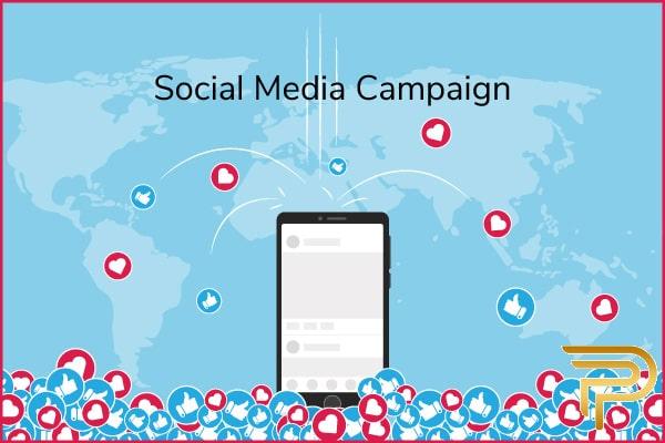 کمپین دیجیتال مارکتینگ به کمک شبکه های اجتماعی