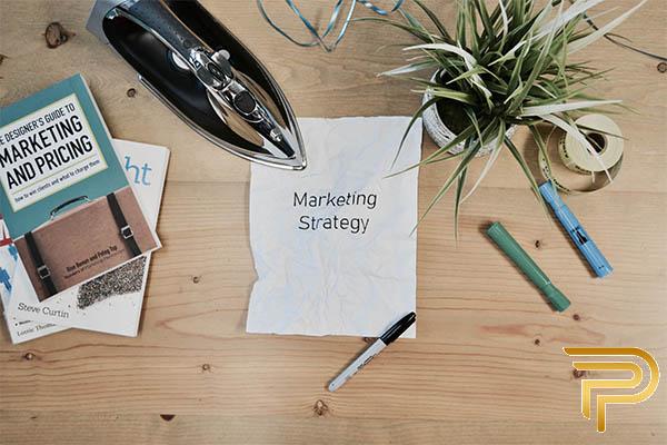 استراتژی های بازاریابی را نام ببرید