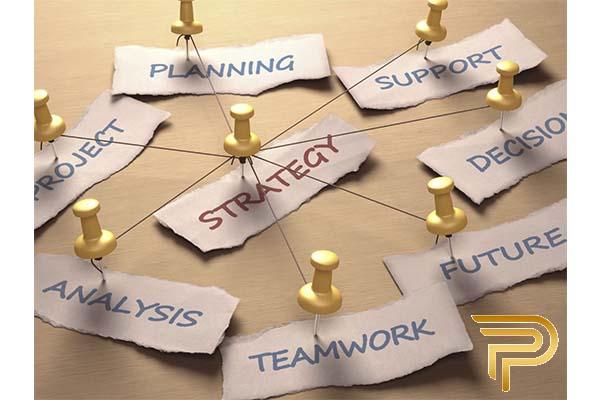 چگونگی تدوین استراتژی بازاریابی