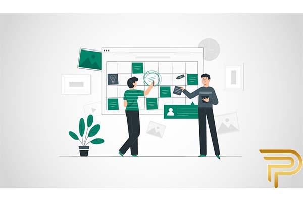 نمونه برنامه استراتژیک بازاریابی