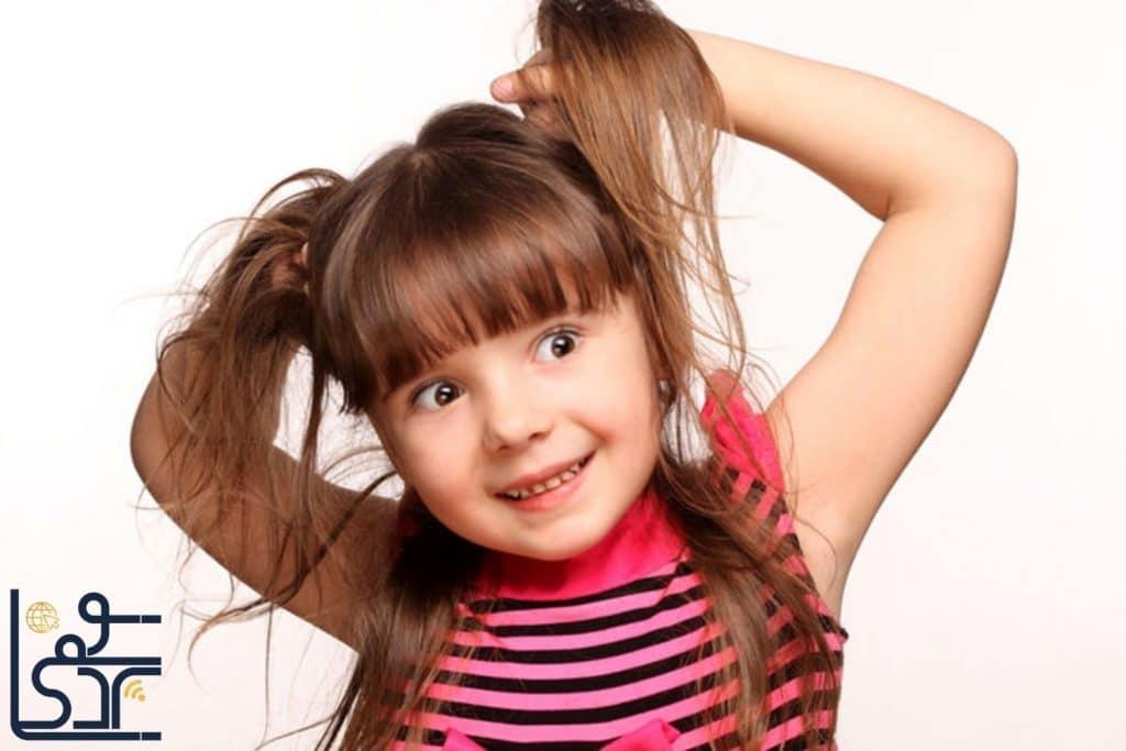 هوش جنبشی - حرکتی در کودکی: